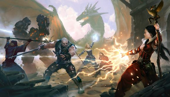 Witcher'ın MOBA Oyunu Yarın Çıkıyor