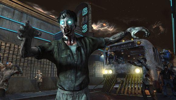 Call of Duty: AW'nin Zombileri Geliyor!