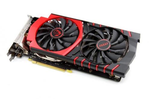 MSI GeForce GTX 960 İncelemesi