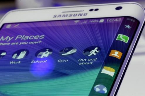 Galaxy S6 Edge'in Kılıfları Satışa Sunuldu