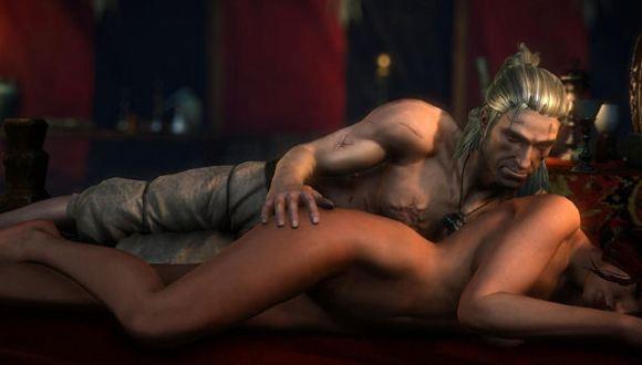 Witcher 3'ün Seks Sahneleri 16 Saatte Çekilmiş