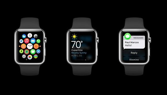 Apple Watch Nisan'da Pazarda