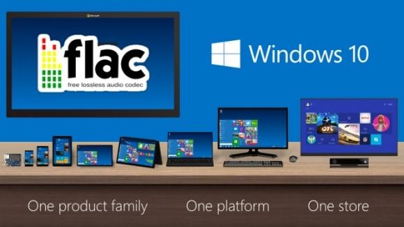 Windows 10 ile Telefonlara FLAC Desteği