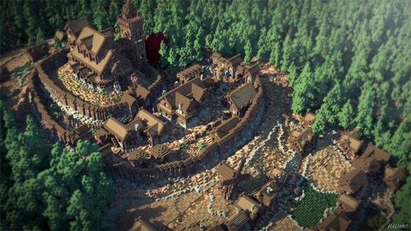 Game of Thrones Dünyası Minecraft'a Taşınıyor