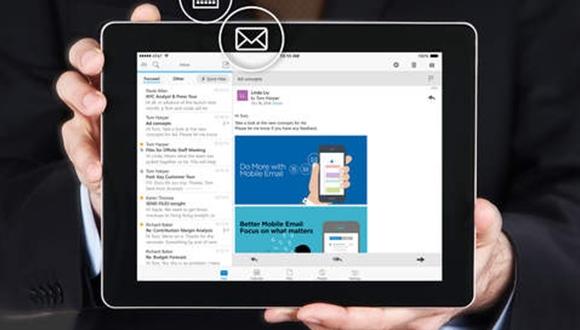 Outlook Yeni Uygulamalarını Yayınladı