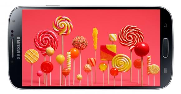 Galaxy S4 için Android 5.0 Lollipop Çıktı