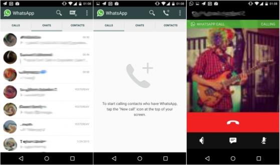 WhatsApp'a Sesli Arama Gelmiş Olabilir!