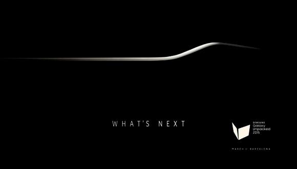 Galaxy S Edge MWC 2015 Davetiyesinde!