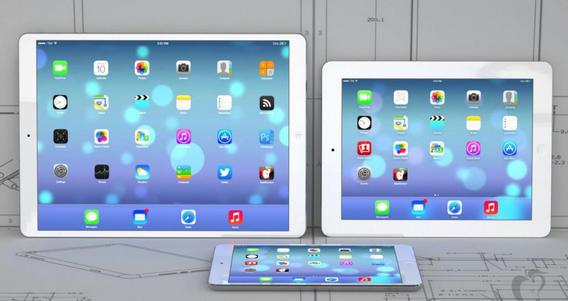 iPad Plus Özellikleri Belli Oluyor