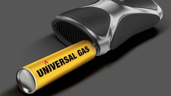 Gazla Çalışan İlk Taşınabilir Batarya