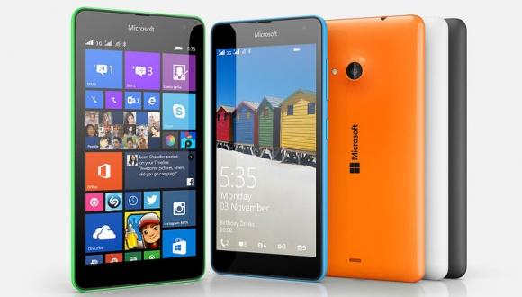 Lumia 535'te Hangi Uygulamalar Var?