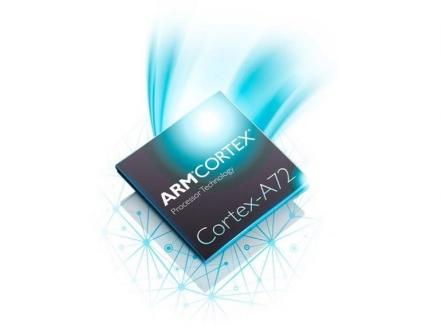 ARM Cortex A72 ve Mali-T880 Duyuruldu