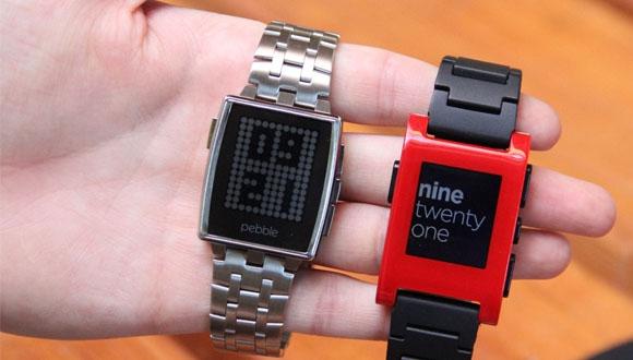 Pebble 1 Milyon Akıllı Saat Sattı!