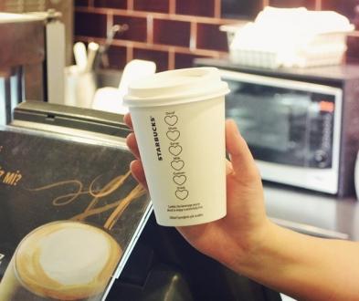 Starbucks'tan Sevgililer Günü için Instagram Sürprizi