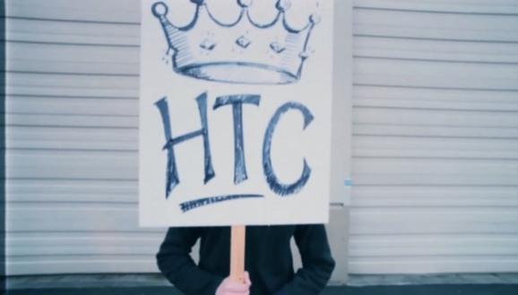 HTC'den Sert Parça!