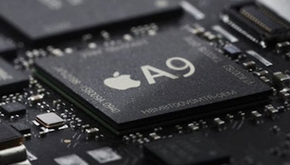 iPhone 6S'e Samsung İşlemci