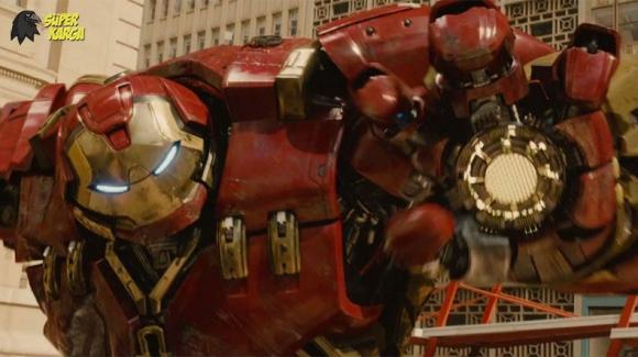 Avengers: Age of Ultron'dan Yeni Fotoğraflar Geldi