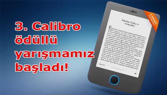 Calibro Basic Ödüllü Yarışmamız Başladı