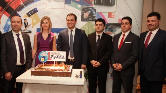 ZyXEL, 2014'te 900.000 Cihaz Sattı