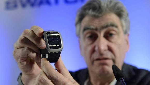 Swatch Akıllı Saat Hazırlığında!