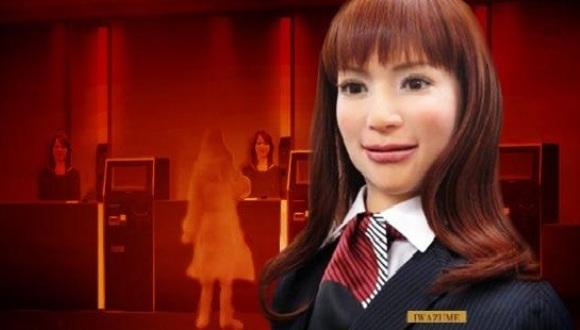 Japonya'daki Otelde Robotlar Çalışacak!