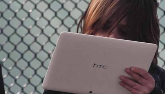 HTC'nin Tabletinden Yeni Bilgiler