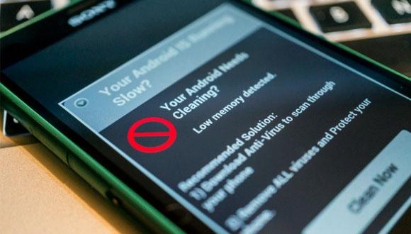 Android'de Korsana Sürpriz Çözüm