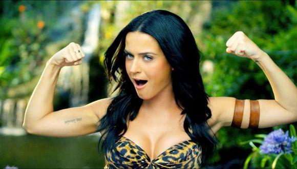 Katy Perry'nin de Oyunu Geliyor!