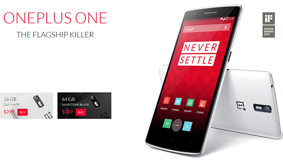 OnePlus One'da Salı Günü Promosyonu