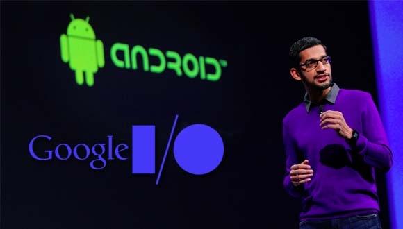 Google I/O Etkinliğinin Tarihi Açıklandı