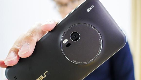 ZenFone Zoom'un Kamerası Detaylanıyor