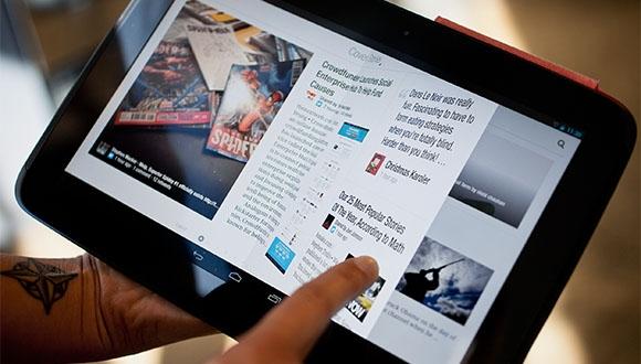Flipboard Web Sürümüne Kavuştu