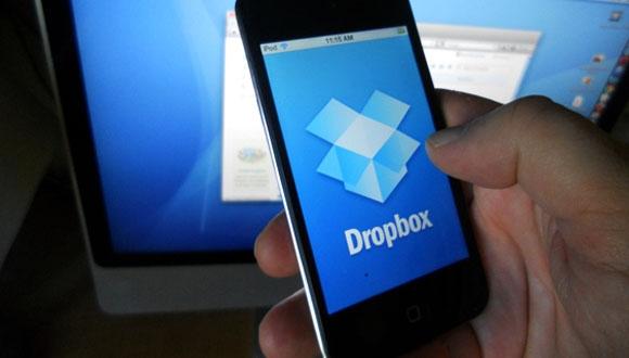 Chrome için Dropbox Eklentisi Çıktı