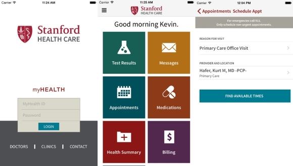 Stanford'tan Sağlık Uygulaması