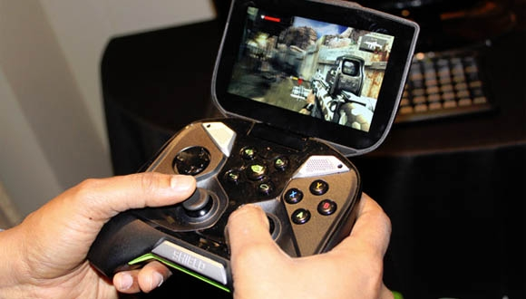 Nvidia Shield Portable Güncellendi