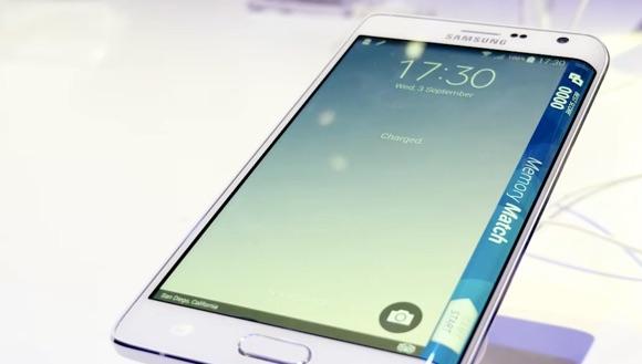 Samsung'tan Esnek Ekrana Büyük Yatırım!