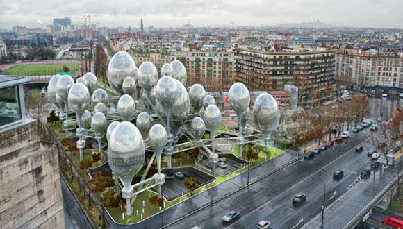 Geleceğin Şehirleri Böyle Görünecek