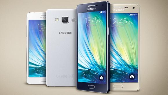 Galaxy A4'ün Ekranı Nasıl Olacak?