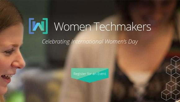 Women Techmakers İstanbul'da Düzenlenecek