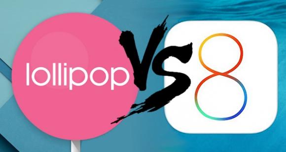 iOS, Android'den Daha Sorunlu
