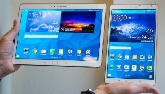 Yeni Galaxy Tab S Modelleri Geliyor!