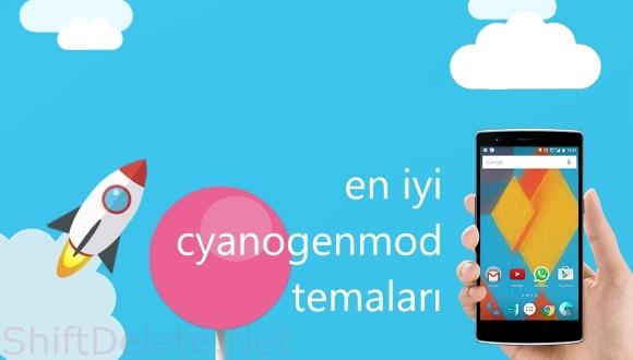 En İyi Cyanogenmod Temaları 3