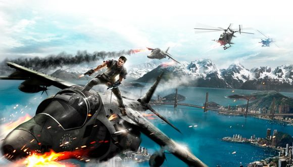 Just Cause 3'ten İlk Fragman Geldi