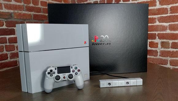 PlayStation 4'ün 20. Yıl Özel Sürümünü Kazanın