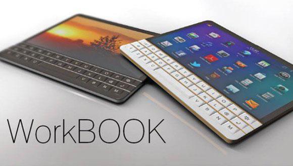 BlackBerry Klavyeli Tablet Çıkarır mı?
