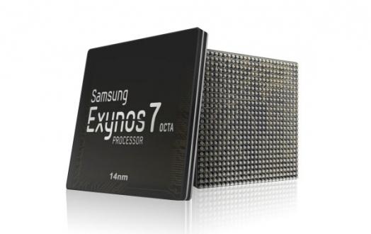 14nm'lik Exynos 7 Octa Tanıtıldı