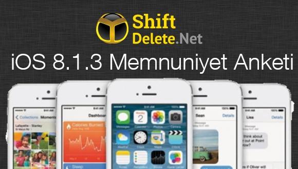 SDN Okuru iOS 8.1.3'e Kaç Puan Verdi?
