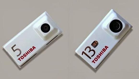 Project Ara'nın İlk Kamerası Toshiba'dan!