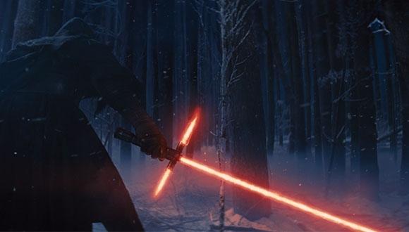 Star Wars Kılıcında Apple İmzası!