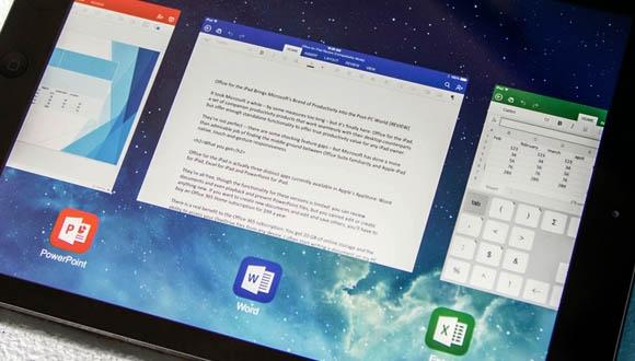 MS Office'e iCloud Desteği Geldi